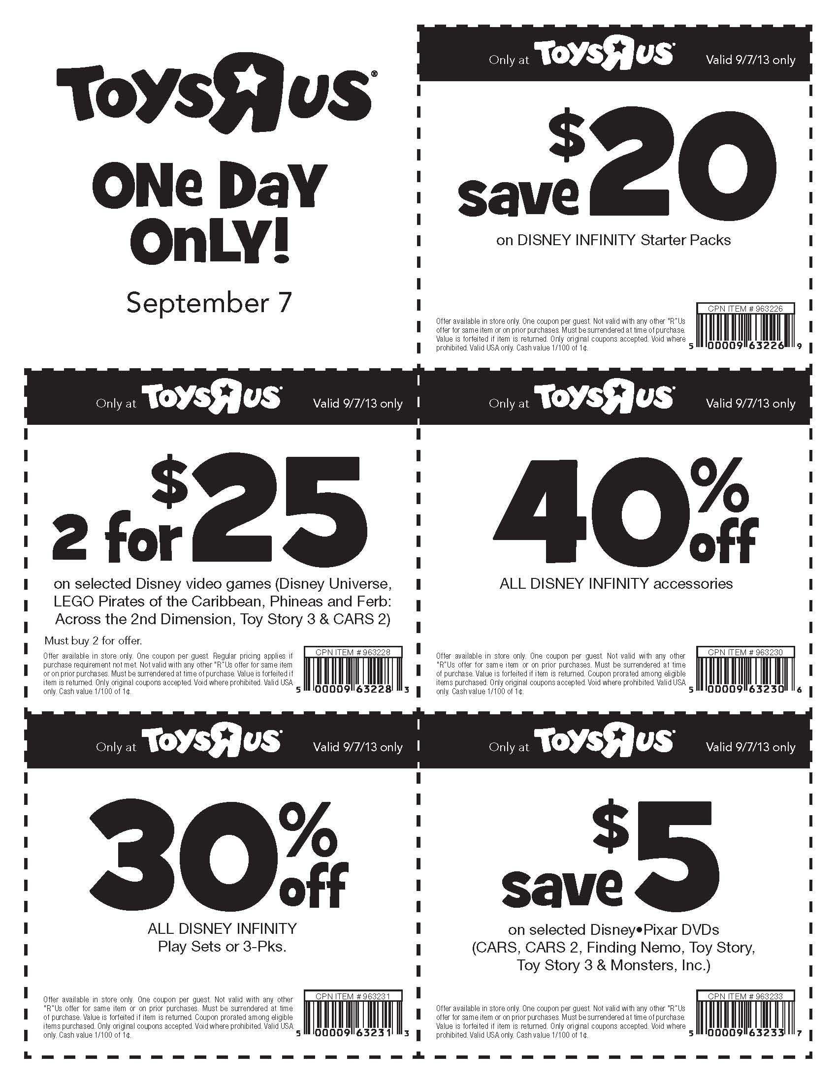 disney-infinity-TRU-coupons